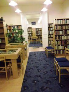 Felnőtt ismeretterjesztő terem