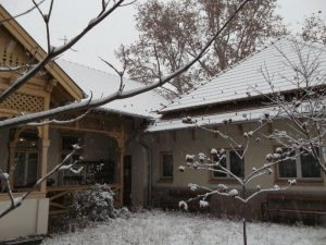 konyvtar udvar, tel, havas terasz 2.